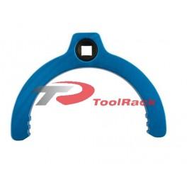 Cheie pentru capac filtru de combustibil Peugeot si Citroen