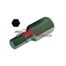 Imbus hexagonal scurt H10 x 30 mm