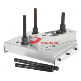 Adaptor universal pentru prese hidraulice